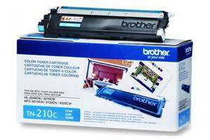 Brother TN-210 Cyan [OEM] Genuine Toner Cartridge HL-3070CW MFC-9120CN