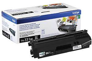Brother TN-331BK [OEM] Genuine Black Toner for HL-L8250 8350 MFC-L8850