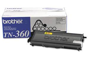 Brother TN-360 [OEM] Genuine Toner Cartridge for DCP-7040 HL-2140 2150