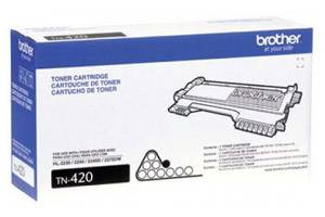 Brother TN-420 [OEM] Genuine Toner Cartridge for HL-2220 2230 2240
