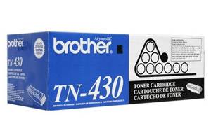 Brother TN-430 [OEM] Genuine Toner Cartridge for HL-1440 1450 DCP-1200