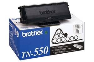 Brother TN-550 [OEM] Genuine Laser Toner Cartridge for HL-5240 5250
