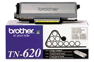 Brother TN-620 [OEM] Genuine Toner Cartridge DCP-8085DN HL-5340 5350
