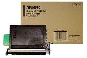 Muratec TS-300 OEM Genuine Toner Cartridge for F-300 F-315 MFX-1330