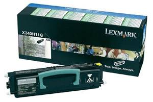 Lexmark X340H11G [OEM] Genuine High Yield Toner Cartridge X340N X342N