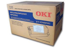 Okidata 45460501 [OEM] Genuine Toner Cartridge for MPS5501B, MPS5502MB