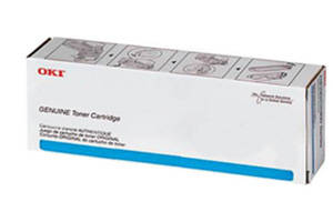 Okidata 45862826 [OEM] Cyan Genuine Toner Cartridge for ES8473