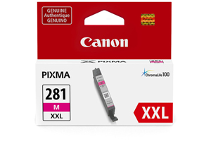 Canon 1981C001 CLI-281M XXL Original Magenta Ink Cartridge