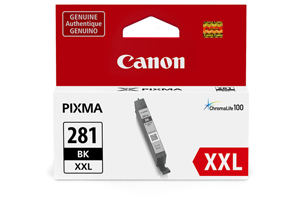 Canon 1983C001 CLI-281BK XXL Original Black Ink Cartridge