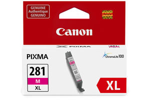 Canon 2035C001 CLI-281M XL Original Magenta Ink Cartridge