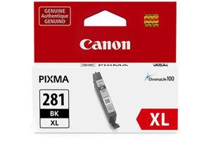 Canon 2037C001 CLI-281BK XL Original Black Ink Cartridge