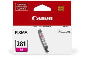 Canon 2089C001 CLI-281M Original Magenta Ink Cartridge