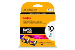 Kodak 8946501 (#10) Color OEM Genuine Ink Cartridge for ESP 3 5 3250