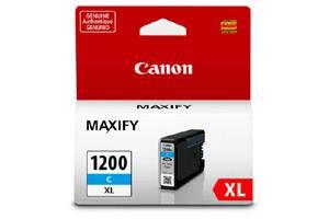 Canon PGI-1200XL Original Cyan Ink Cartridge Maxify MB2020 MB2350