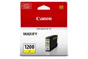 Canon PGI-1200XL Original Yellow Ink Cartridge Maxify MB2020 MB2350