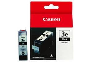 Canon BCI-3E Black OEM Genuine Ink Tank for BJC-3000 6000 Pixma iP3000