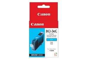 Canon BCI-3E Cyan OEM Genuine Ink Tank for BJC-3000 6000 i550 i850