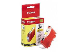 Canon BCI-3EY Yellow OEM Genuine Ink Tank for BJC-3000 6000 i550 i850