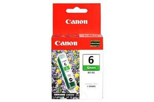 Canon BCI-6G OEM Genuine Green Ink Tank for Canon i990 i9900 i9950