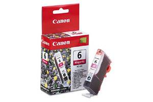 Canon BCI-6M Original Magenta Ink Tank for i865 Pixma iP4000 MP750