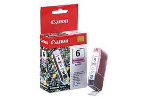 Canon BCI-6PM Original Magenta Photo Ink Tank for BJC-8200 i900D
