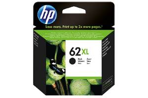 HP C2P05AN (#62XL) Black High Yield OEM Genuine Ink Cartridge