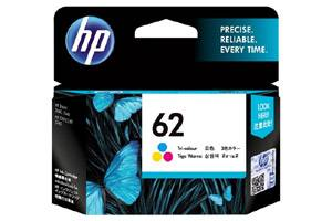 HP C2P06AN (#62) Tri-Color OEM Genuine Ink Cartridge