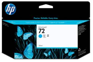 HP C9371A #72 Cyan OEM Genuine High Yield Ink Cartridge