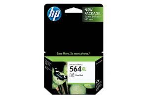 HP CB322WN (#564XL) OEM Genuine Photo Black Hi-Yield Ink Cartridge
