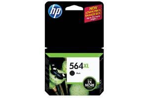 HP CB323WN (#564XL) OEM Genuine Cyan Hi-Yield Ink Cartridge
