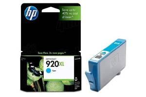 HP CD972AN (#920XL) High Yield Cyan OEM Genuine Ink Cartridge