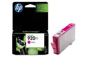 HP CD973AN (#920XL) High Yield Magenta OEM Genuine Ink Cartridge OfficeJet 6000 6500 7000
