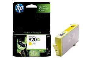 HP CD974AN (#920XL) High Yield Yellow OEM Genuine Ink Cartridge