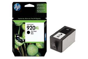 HP CD975AN (#920XL) High Yield Black OEM Genuine Ink Cartridge