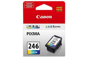 Canon CL-246 OEM Genuine Color Ink Cartridge