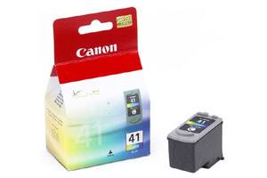 Canon CL-41 OEM Genuine Color Ink Tank for Pixma iP1300 iP1600 MP140