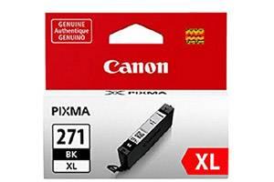Canon CLI-271XL Black Original High Yield Ink Cartridge