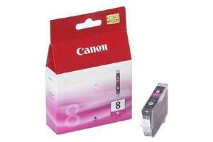 Canon CLI-8M OEM Genuine Magenta Ink Tank Pixma iP4200 iP4500 iP6600D MP600 MP800
