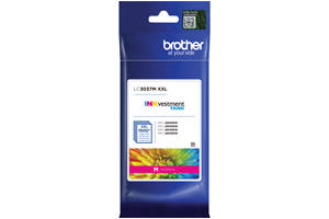 Brother LC3037M Magenta OEM Genuine Ink Cartridge for MFC-J5845DW