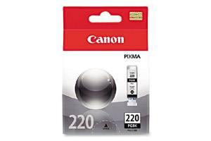 Canon PGI-220 Black OEM Genuine Ink Tank for Pixma iP3600 iP4600 MP640 MP980 MX860