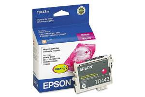 Epson T044320 Magenta OEM Genuine Ink Cartridge for C64 C66 C84 C86