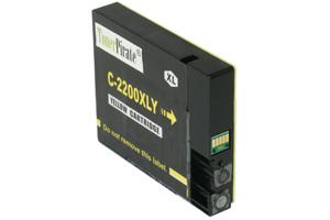 Canon PGI-2200XL Yellow Compatible High Yield Ink Cartridge