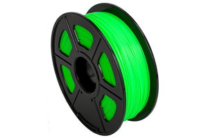 ABS Green Filament 1.75mm 1kg Supply Spool for 3D Printer