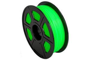 PLA Green Filament 1.75mm 1kg Supply Spool for 3D Printer