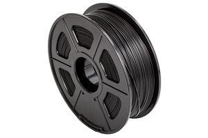 PLA Black Filament 1.75mm 1kg Supply Spool for 3D Printer