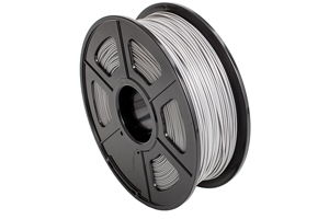 PLA Gray Filament 1.75mm 1kg Supply Spool for 3D Printer