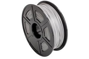 PLA Gray Filament 1.75mm 1kg Supply Spool for 3D Printer