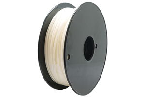 ABS Natural Filament 1.75mm 1kg Supply Spool for 3D Printer