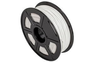 ABS White Filament 1.75mm 1kg Supply Spool for 3D Printer