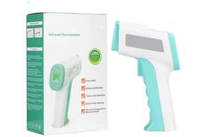 Infrared Non-Contact Forehead Thermometer